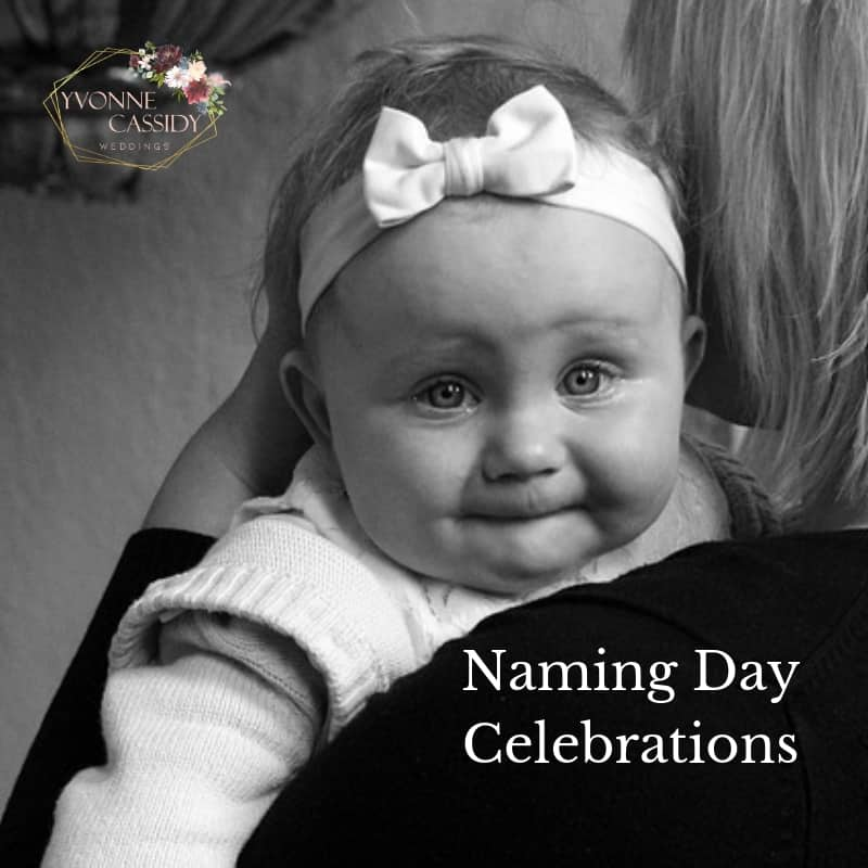 What is a naming day celebration?