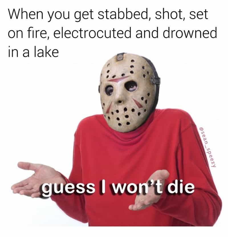 Top Friday the 13th Memes are here !!