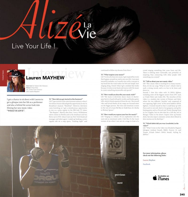 Alize-Feature-article-on-Lauren-Mayhew_2