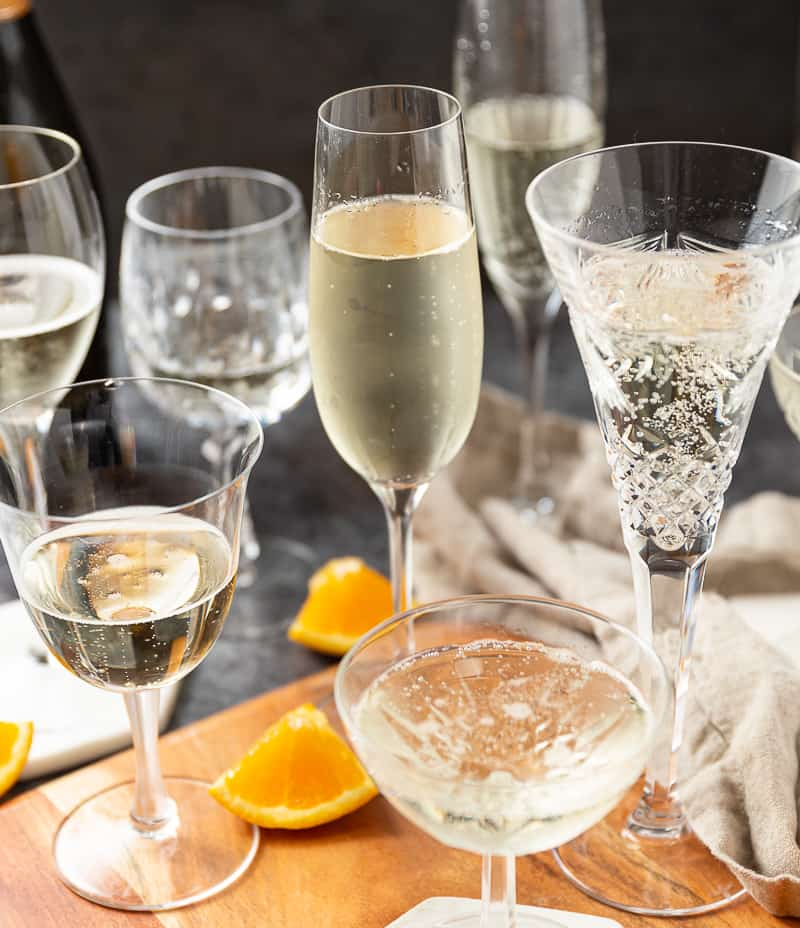 best champagne for mimosas