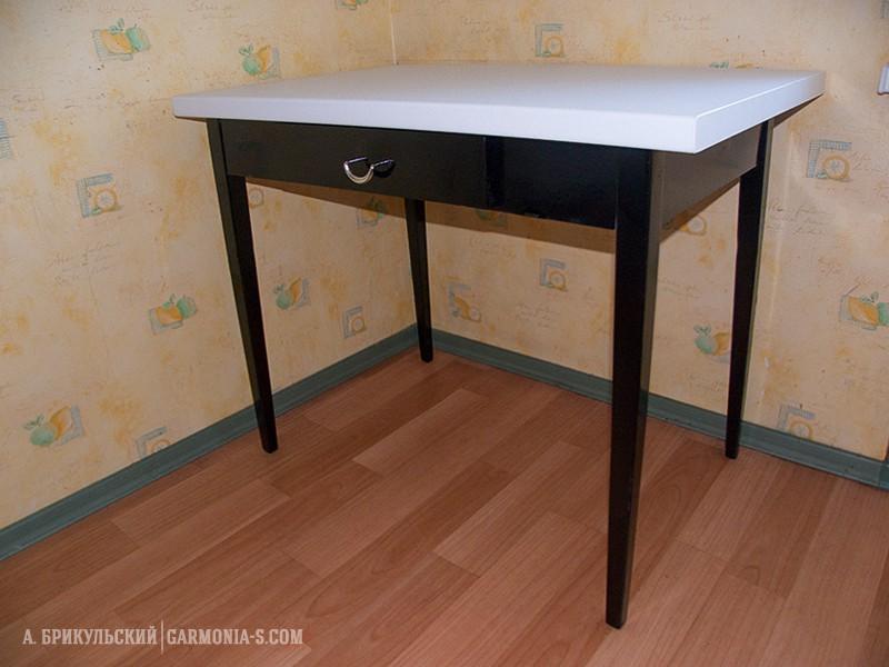 Дизайн стола своими руками