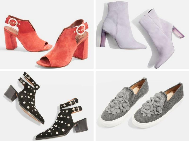 Topshop shoes for women over 40: boots and slip-ons | 40plusstyle.com