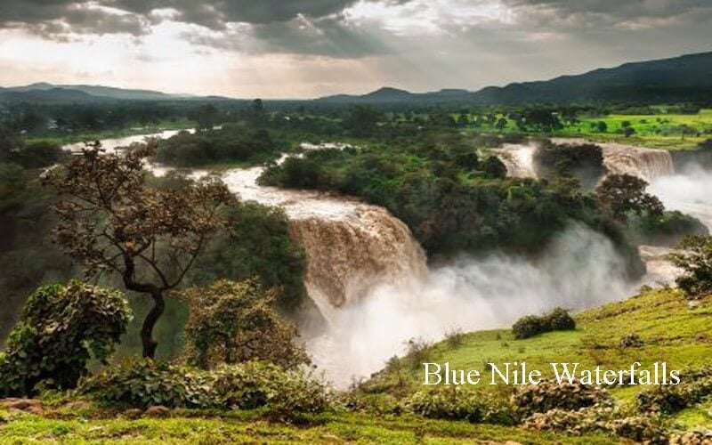 Blue Nile Waterfalls