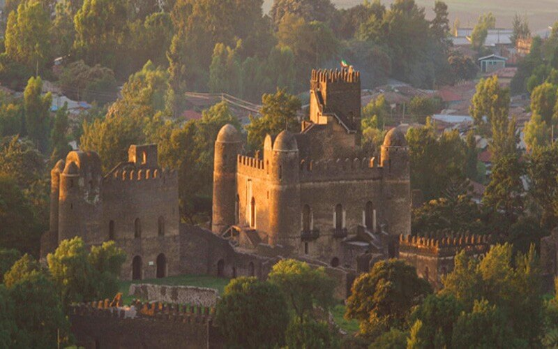 Gondar, Visit the Castles of Gondar