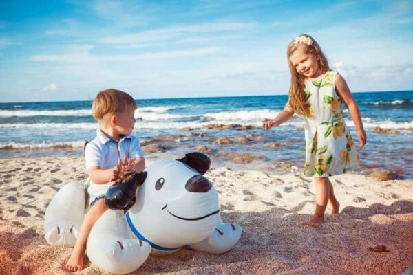 Отдых в Греции с детьми