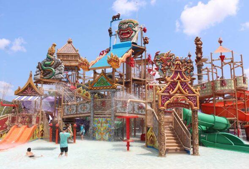 Семейный отдых в Тайланде - развлечения для детей