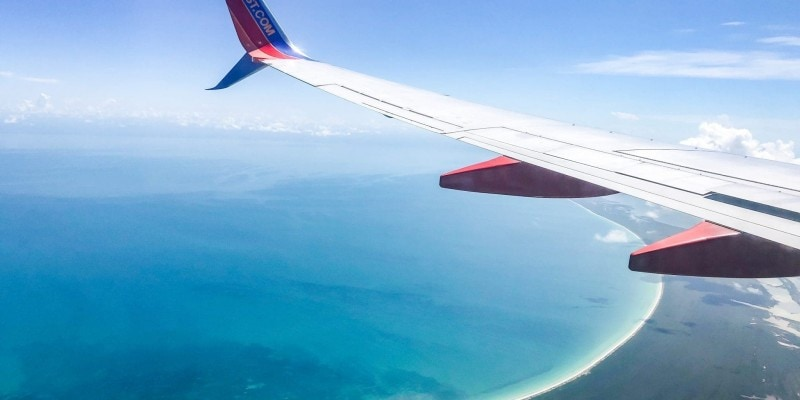 Traveling to Cancún, Mexico