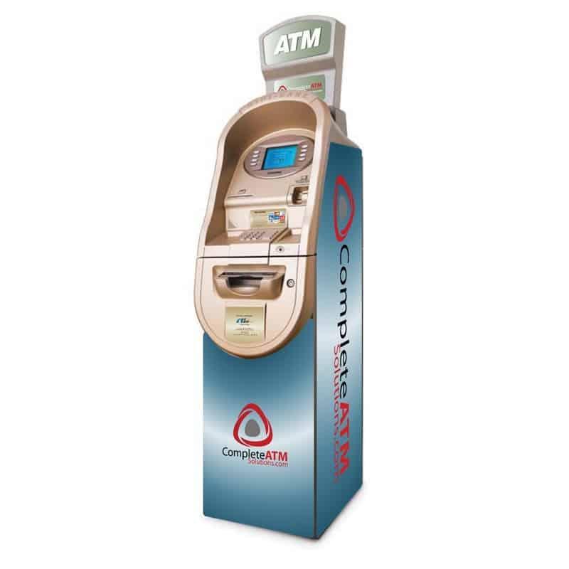 Hyosung NH1500 Custom SharkSkin ATM Wrap