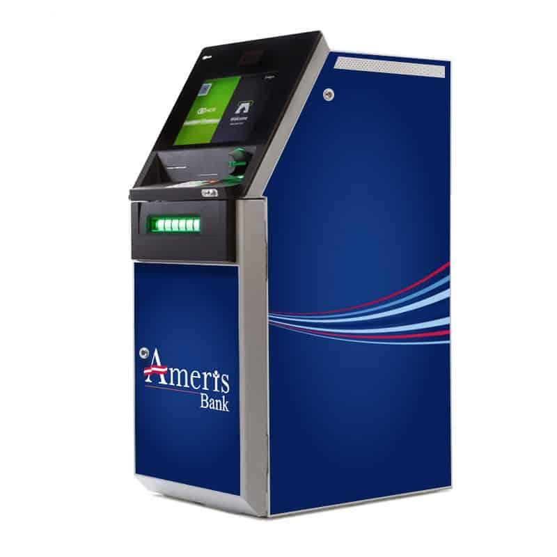 NCR SS23 (SelfServ 23) Custom ATM Graphic Wrap