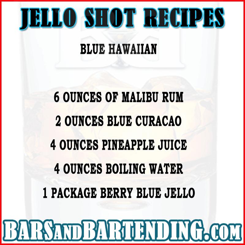 best jello shot recipes