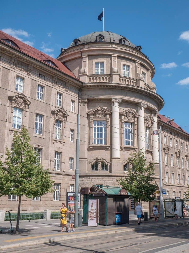 Collegium Maius Uniwersytetu Adama Mickiewicza