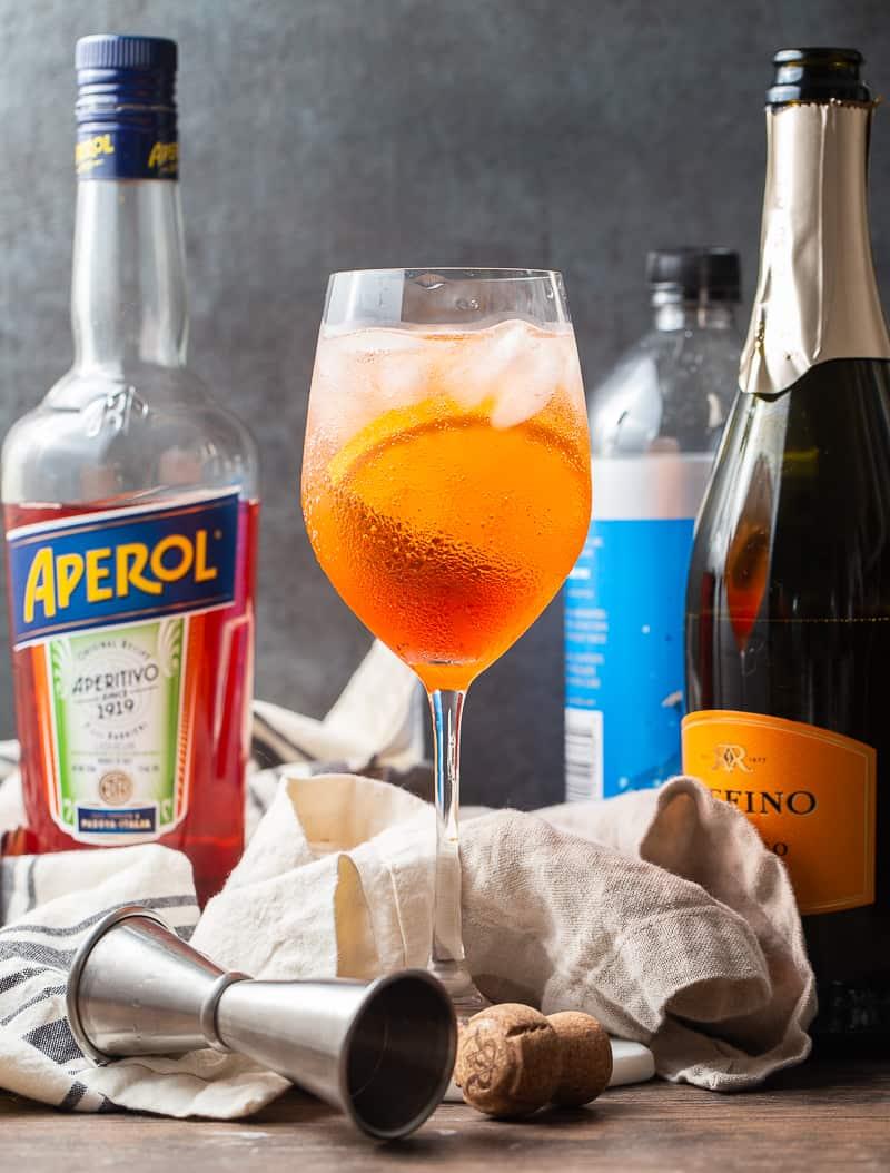 Aperol Spritz Ingredients