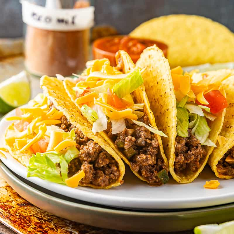 Image result for american style tacos