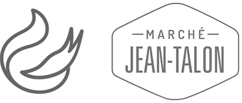 Logo marché Jean Talon