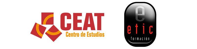 Logos de CEAT y ETIC