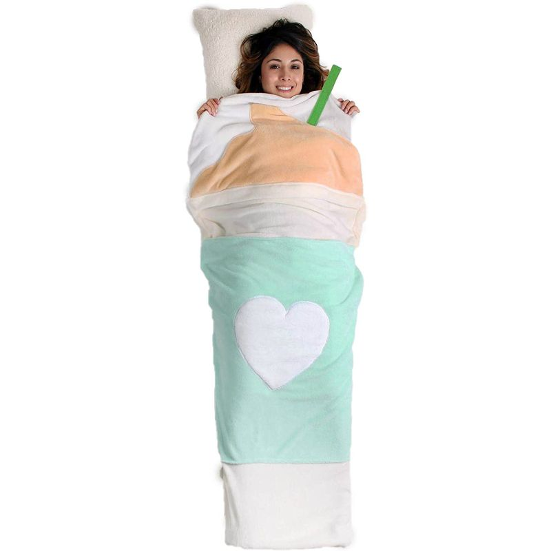 Giblins plush sleeping bag - photo 1