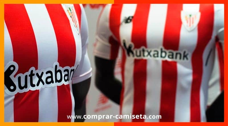 Nueva camiseta Athletic Club de Bilbao temporada 2017 - 2018 0c6be15635991