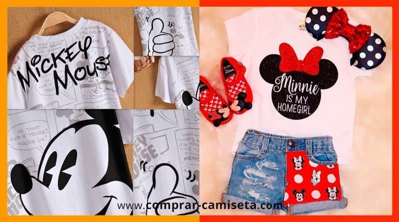 b09b74fea3 Comprar ropa Disney para niños. Camisetas