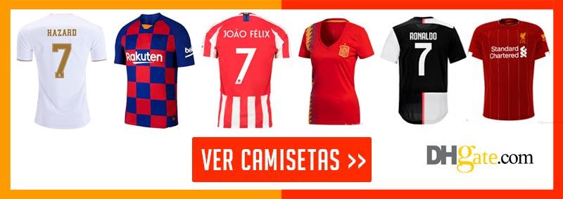 2404a47f Dónde comprar camisetas de fútbol baratas: Camisetas del Real Madrid, FC  Barcelona, Atlético
