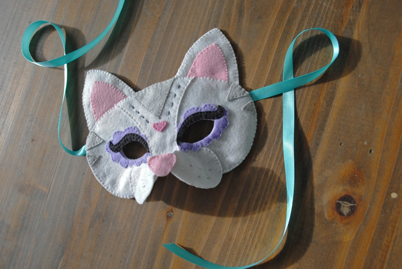 DIY Halloween Mask Pattern
