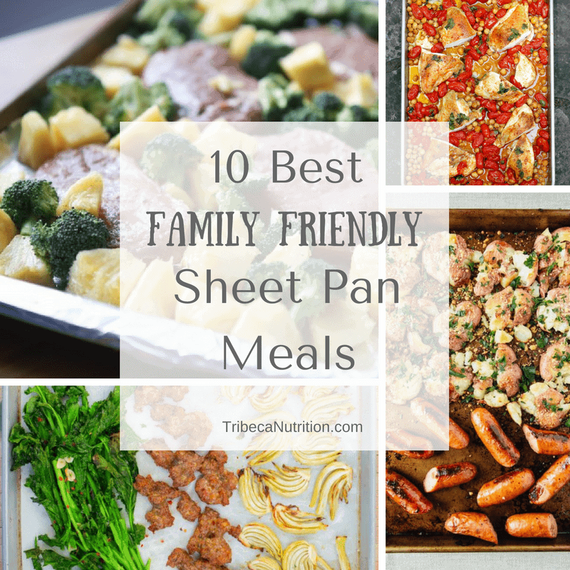 10 Best Family Friendly Sheet Pan Recipes-4