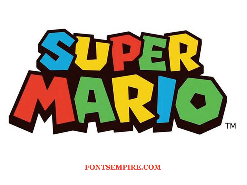Mario Font Family Free Download
