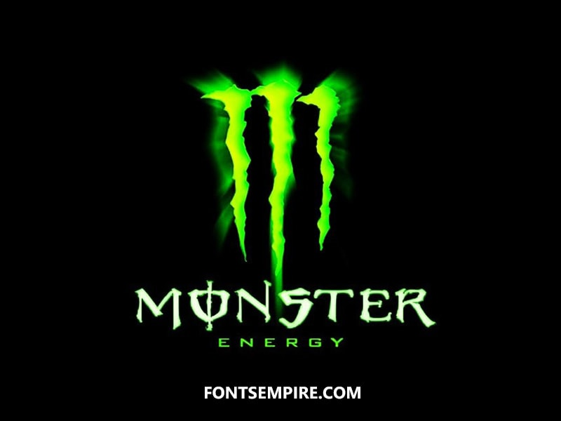 Monster Energy Font Family Free Download