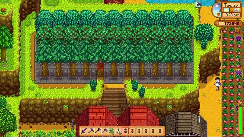 Stardew Valley Trees: Planting Trees, Using Tappers and ...