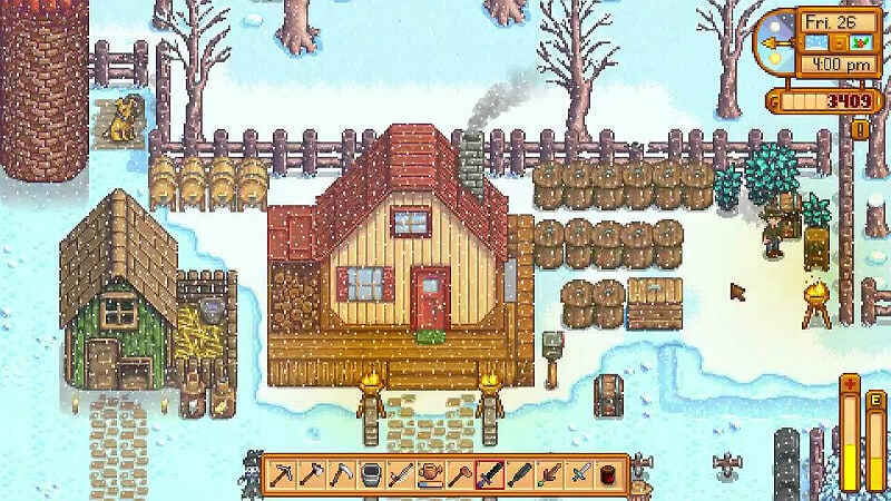 stardew valley quests guide of all the story. Black Bedroom Furniture Sets. Home Design Ideas