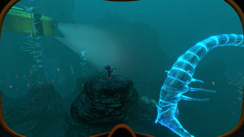 Subnautica: Ghost Leviathan - Easy Way to Kill - Guide