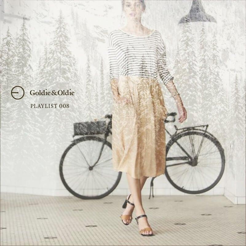 Stylowe rowery miejskie od Goldie&Oldie - muzyka na rower