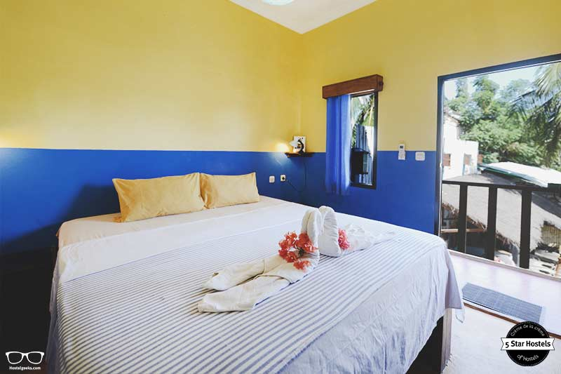 Gili Castle, the double room