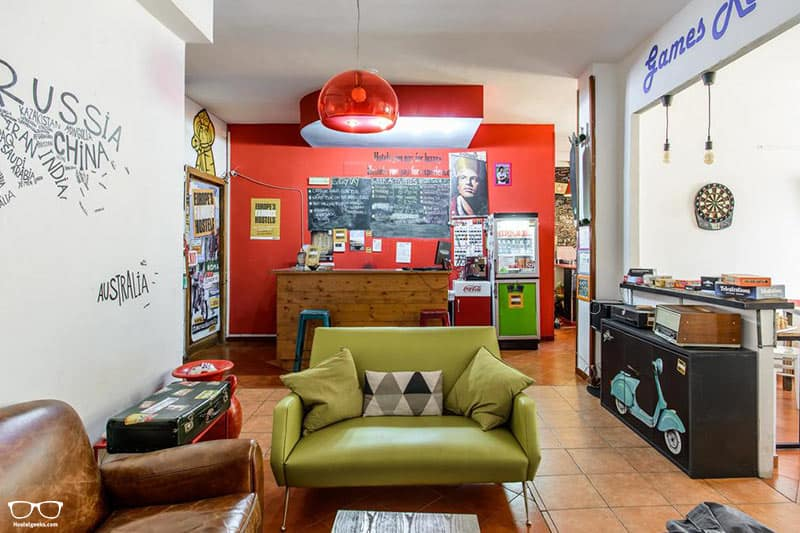 Hostel of the Sun, Naples - Best hostels in Italy