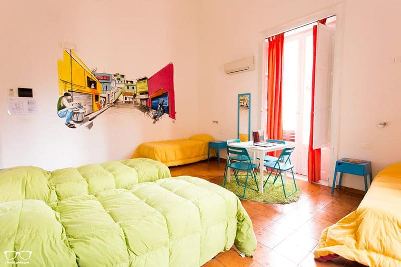 A Casa di Amici Boutique Hostel, Palermo - Best hostels in Italy