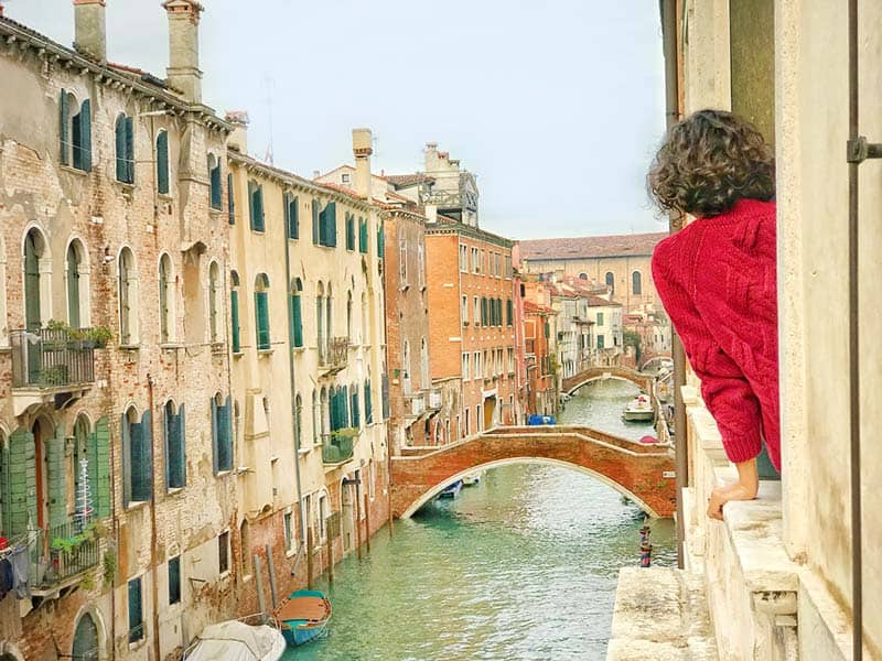 Best Hostels in Venice: COMBO Hostel is for sure the ONLY 5 Star Hostel