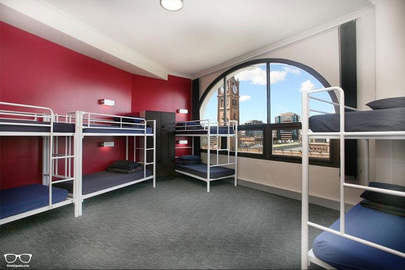 Wake Up Sydney Central one of the best hostels in Sydney, Australia