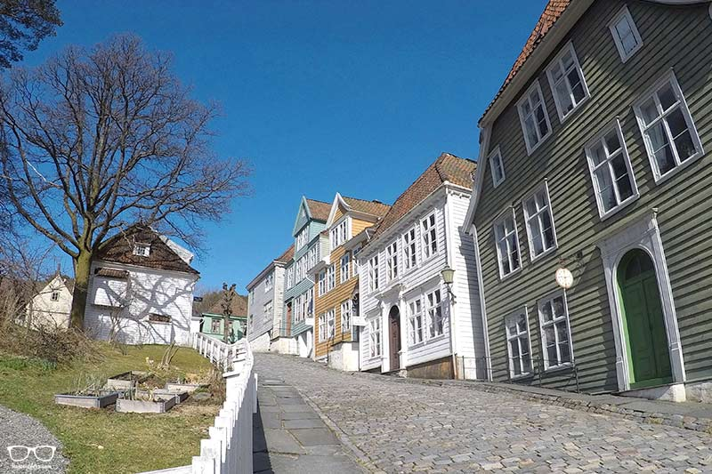 The Old Bergen is one of the top things to do in Bergen, Norway