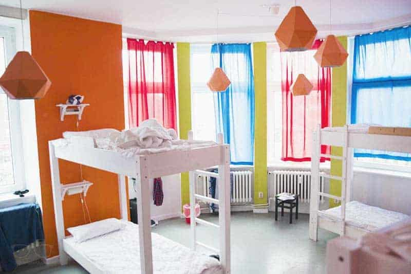 instant Sleep Backpacker Hostel; the coolest backpackers Hostel in Hamburg