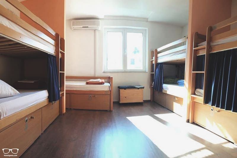 Hostel Marina is one of the best hostels in Croatia, Europe