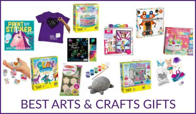 best arts and crafts gifts