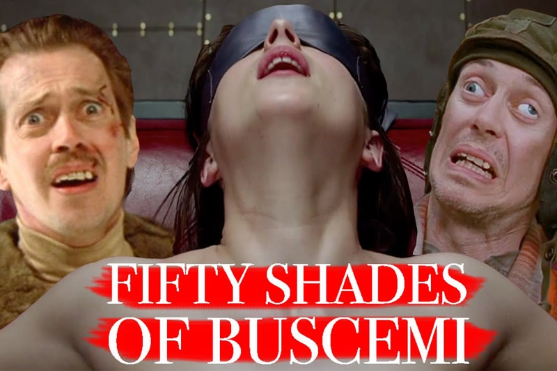 Fifty Shades of Steve Buscemi