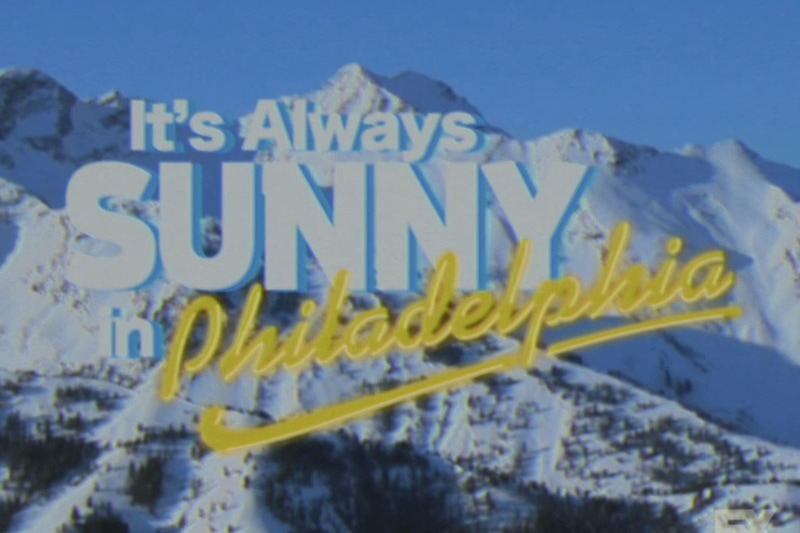 The Gang Hits the Slopes in this 1980s Promo for 'It's Always Sunny in Philadelphia' Season 11
