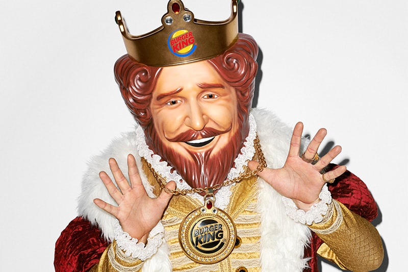 The Burger King Shot by Terry Richardson