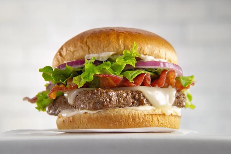 Wendy's Limited-Time Bacon Mozzarella Burger