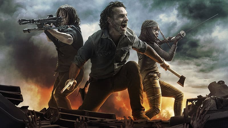The Walking Dead AMC TV show