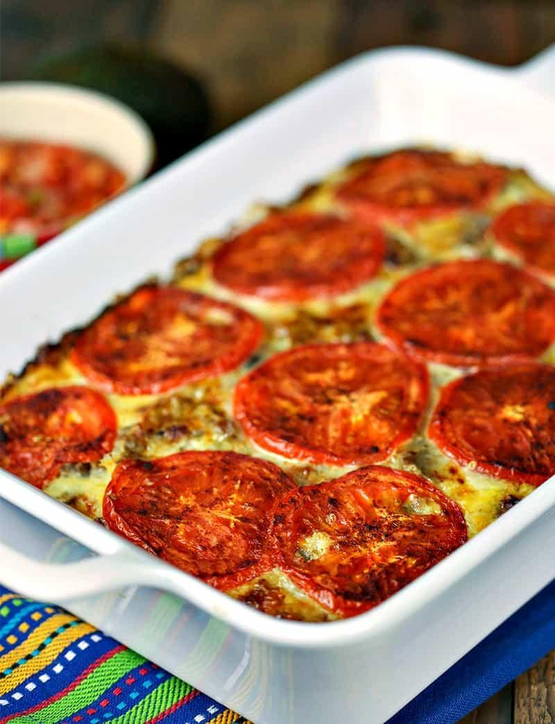 Southwestern Frittata   Life, Love, and Good Food