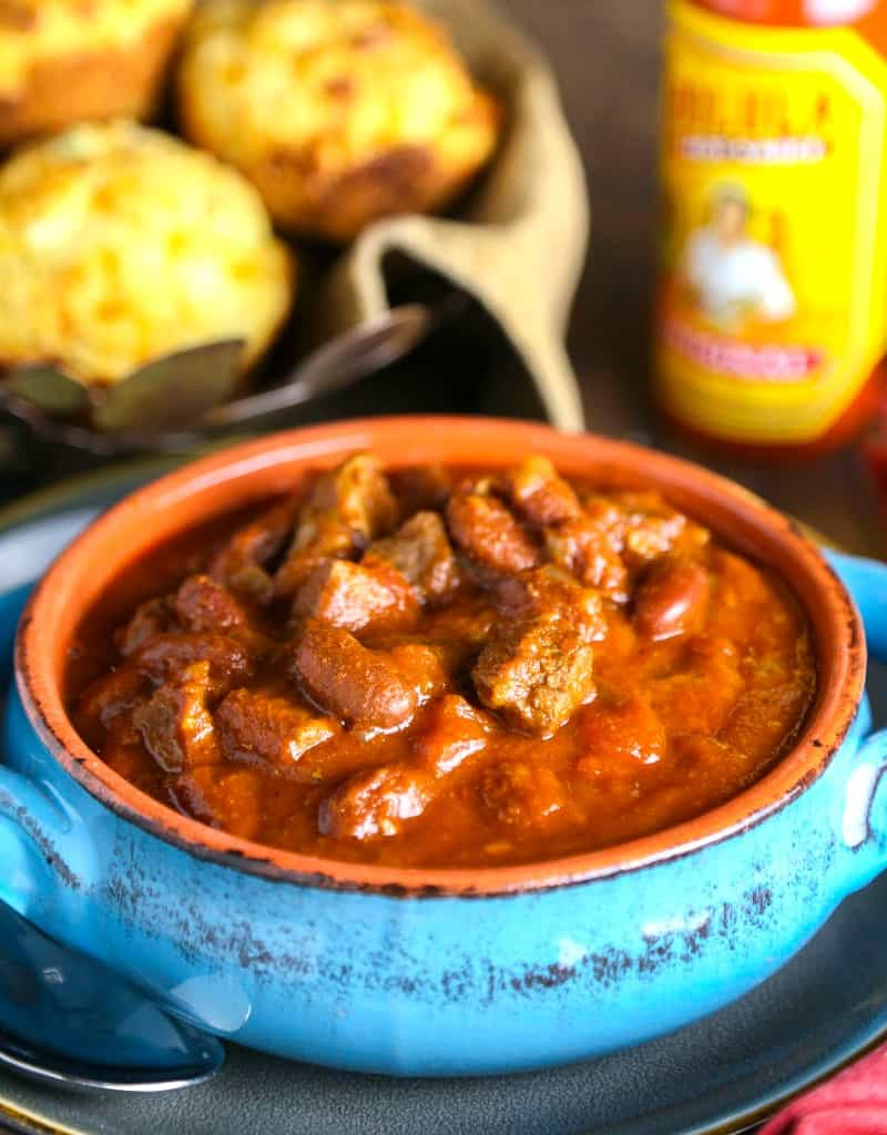 Slow Cooker Tex-Mex Chili | Life, Love, and Good Food