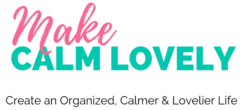 Make Calm Lovely