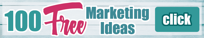 100 Free Marketing Ideas… Looking for great (free) marketing ideas? Imagine having a handy dandy list of free options every time you had a great marketing idea!