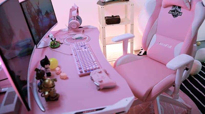 Best Pink Gaming Chairs